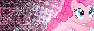 [Banner] Pinkie Pie's Halftone Surprise by Paradigm-Zero