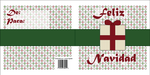 chistmas card front by darkangle911