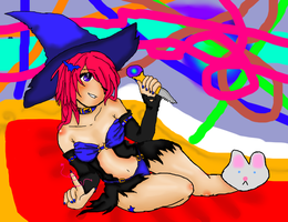 Sexy Witch by CUUpcakESS