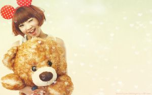 Minzy Wallpaper by XxDark-ValentinexX