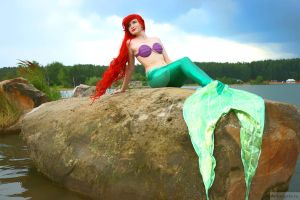 Ariel 3 by Usagi-Tsukino-krv
