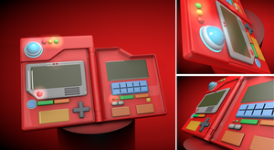 First Generation Pokedex by PixelPandaa
