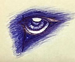 Eye. by Red-Wolf9999