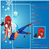 Brookview Academy: Louise by Tess-Is-Epic