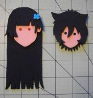 Foam Faces: Sankarea by Meika02