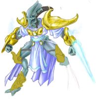 Protoss High Templar by Nabonidus