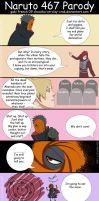 Naruto 467 Parody by chocobo-on-clay-crak