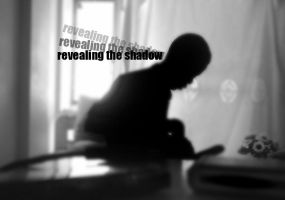 Revealing the shadow by krizard