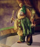 The clown by Russa55