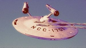 Enterprise and  VF-301 by Dave-Daring