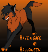 Happy Halloween 2010 by DemonSnake