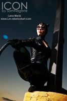 Catwoman by LanaMarieLive