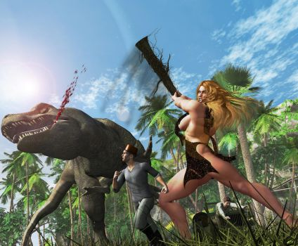 Rumble in the Jungle by Timewyrm