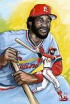 Ozzie Smith by huskertim27