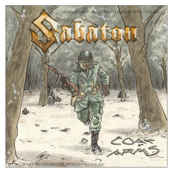 Sabaton Coat of Arms Cover by celucrator