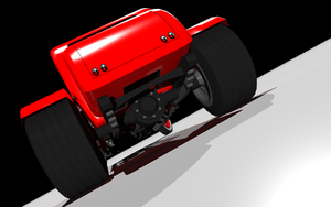 Gladiator Dual Engine Hot Rod by Pixel-pencil