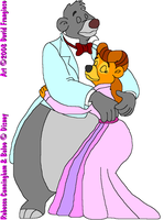 TaleSpin Embrace by tpirman1982