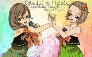 Colourful x Melody by Haruyou