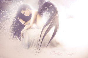 Fallen Angel by DenizMarshall
