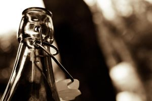 Day 086 - Bottle of hope by matassos