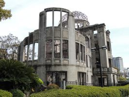 A-bomb Dome 3 by thecomingwinter