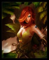 Poison Ivy by Liquid-86