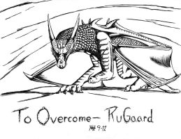 Overcome by DragonWolfACe
