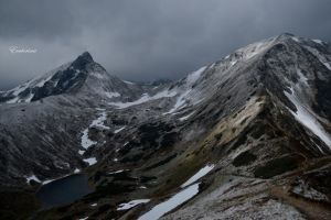the Tatras '12 - Rohacze by Ecaterina13