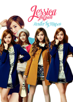 Preview PNG Pack Jessica (SNSD) Render by Miuseo