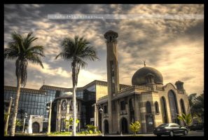 Mosque V2 - HDR - by Fo-Dani
