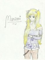Contest Entry-Manami by FrozenDiamond267
