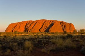 Uluru classic sunset by duncan-blues