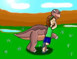 Land Before Time: My Childhood by EliseLowing