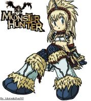 Monster Hunter_Kirin armour by AkatsukiFan505
