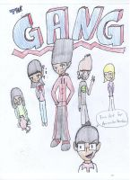 The GANG by abnormalDre