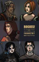 Rogues by ex-m