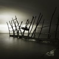 sunset in Basania... by Kaarmen