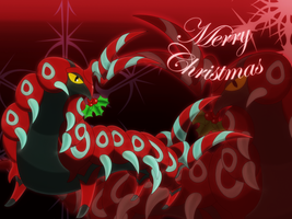 Xmas pendra wallpaper by Elsdrake