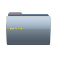 Folder Template 4.2.1 by evolution99