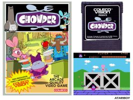 Chowder for Colecovision. by Atariboy2600