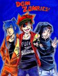 DGM Zombies Chapter 2 by The-Butterses