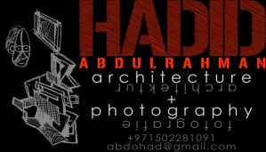Business Card by AbdoHad