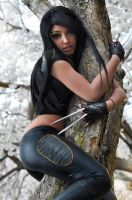 X-23 tree hugger by Ninjanana707
