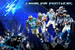Carolina Panthers by rey2009