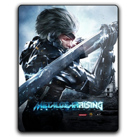 Metal Gear Rising Revengeance Icon by dylonji