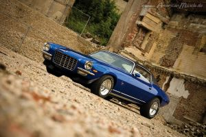 1973 Chevrolet Camaro LT by AmericanMuscle