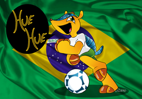 Come to Brazil 2014 by SrMario