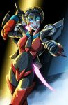 Windblade by MachSabre