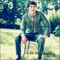 Logan lerman by onehearttonelove