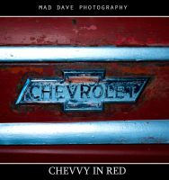 Chevvy In Red by mad1dave